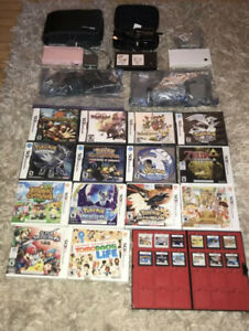 Nintendo DS DSi 3DS System console Games Charger