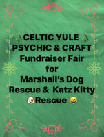 Celtic Yule Psychic &Craft Fundraiser Fair