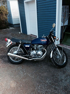 1975 Honda CB400 Supersport