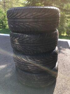 4 pneus 225/30R20 NEUFS