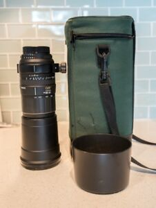 Sigma Telephoto 170-500mm Nikon Mount
