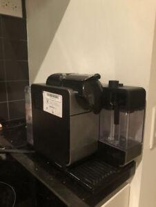 Nesspresso Lattissima Coffee making machine