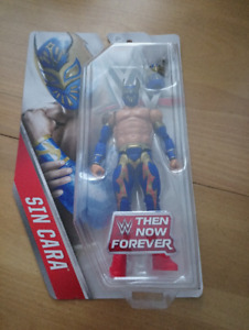 SIN CARA Then Now Forever WWE figure
