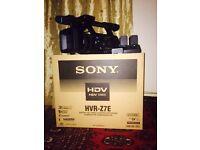 Sony Camera HVR-Z7 Camcorder + sony hvr-mrc1