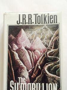 Vintage Books - The Silmarillion JRR Tolkien