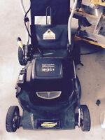 Yardworks lawn mower