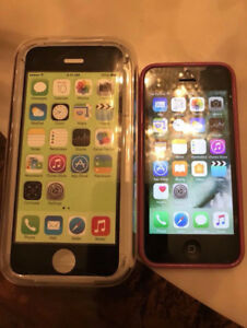 Factory Unlocked - 16GB Apple iPhone 5C 10/10 Condition