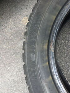 Gislaved-Nord Frost Made in Germany Winter Tires 205/55/16