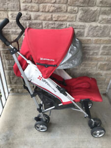 Uppababy Stroller G-Luxe Red