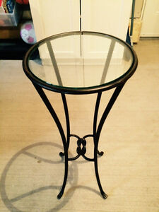 Pier One Pedestal Table