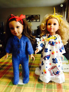 """18"""" Maplelea, American Girl, Our Generation, Sophia doll clothes Kitchener / Waterloo Kitchener Area image 1"""