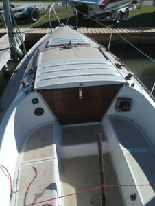 1974 Chrysler 22 Sailboat