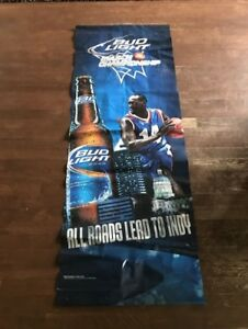 Basketball March Toile vynil championship Bud Light Beer NBA