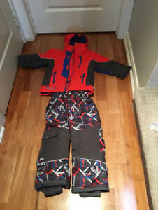 Monster Kids Snow Suit: Size 4T: Great Condition