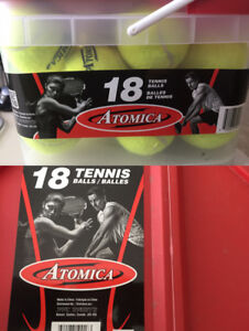 Atomica Tennis balls(15 without bucket)