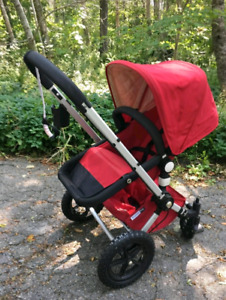 Bugaboo frog stroller mint condition obo