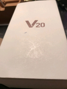 Trade LG V20 unlocked for an iPhone 7