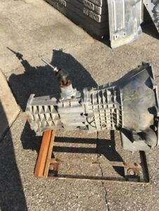 Chevy 5 speed manual transmission