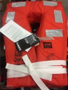 Helly Hanson PFD Vests New with tags