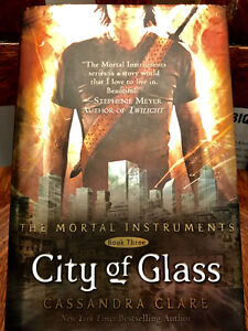 The Mortal Instruments-City of Glass