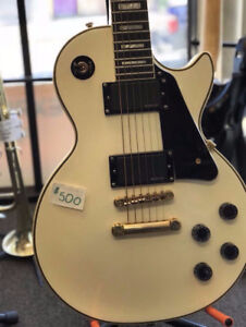 Epiphone Electric Guitar with Emg-Hz