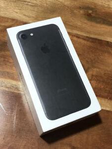 Unlocked iPhone 7 128GB Matte Black