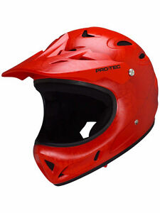 Brand New ProTec Shovelhead 2 Full Face Bike Helmet - msrp $200