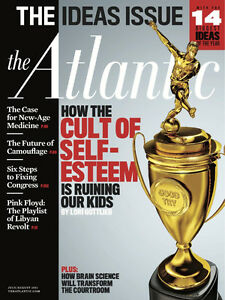 The Atlantic Magazine (Back Issues)