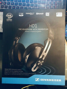 Sennheiser HD1 Wireless Headphones with Noise Cancellation