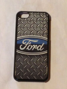 Apple iPhone 5c Ford logo case Prince George British Columbia image 1