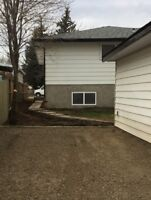 Nanton 3 Bedroom House w/ garage for Lease 1500.00 Month
