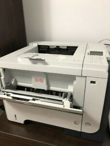 HP LaserJet P3015 to print all your paper needs!