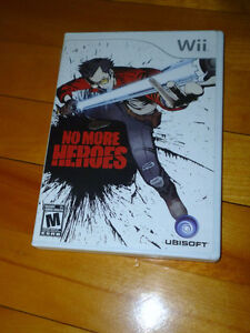 No More Heroes, Wii