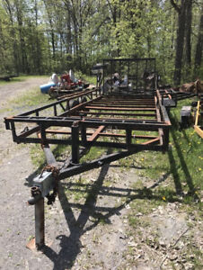 TRAILERS, WAGONS AND FLOATS