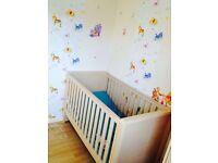 Mamas and papas kub nursery furniture