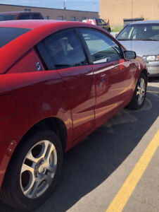 Used car in GREAT condition 2004 Saturn ION Coupe