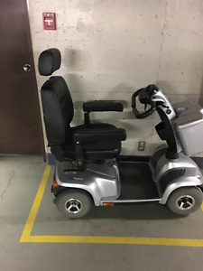 Large like new scooter