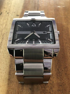 Montre homme Armani Exchange AX2200 Stainless-Steel comme neuve