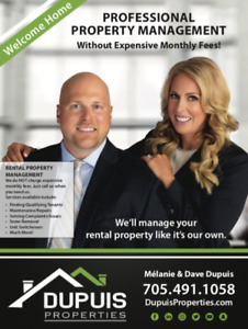 Property Management - NO Monthly Fees