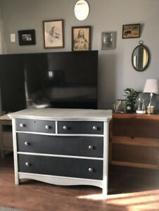 Refinished Antique Dresser - Petite - Delivery Available