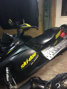 2004 Ski-doo 600 Summit 144