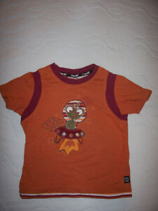 15 vêtements garçon 3 ans