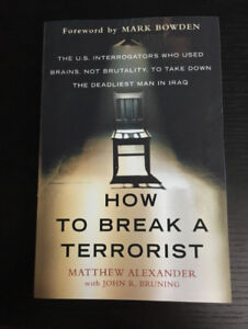 Military and Interrogation Books