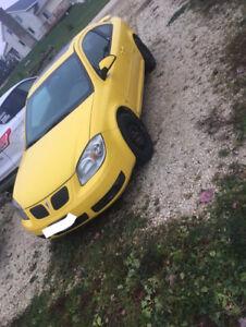 2009 Pontiac G5 GT Sport 5000 OBO