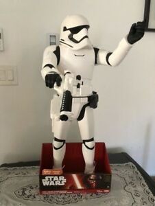 Never opened new Star Wars statue 31 inches. AVAILABLE