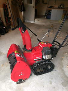Wanted Honda HS Snowblower with tracks any model