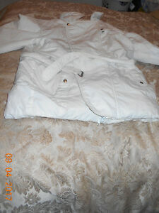 downfilled winter coat