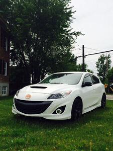 2013 Mazda MAZDASPEED3 Faut voir!!!