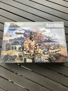 Axis and Allies Pacific 1940 Board Game Jeu de Société WoW !
