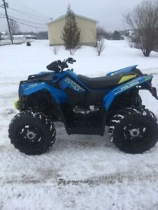 2018 POLARIS SCRAMBLER 850 ONLY 6900$ !